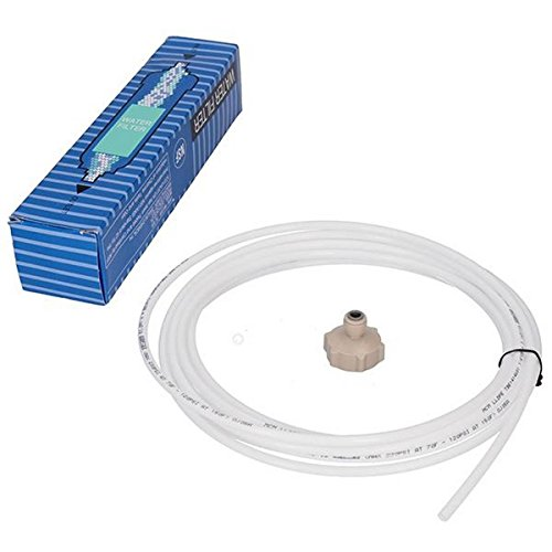LG 3890JC2990A Wasserfilter-Set (mit Schlauch + Anschluss) - Kühlschrank - Gefrierteil - LG -