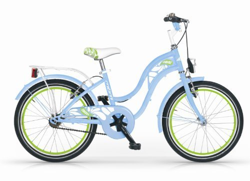 MBM TRENDY 26 WOMAN MUJER BICYCLE BIKE BICICLETA 6S CITY CIUDAD TREKKING AZUL