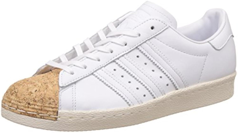 adidas Originals Superstar Superstar Superstar 80s Cork W, FTWR White-FTWR White-Off WhiteB06XGC759VParent 4db9f8