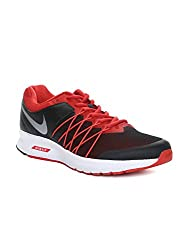 Nike Men Black Air Relentless 6 Running Shoes-6 UK/India (40 EU)(7 US)