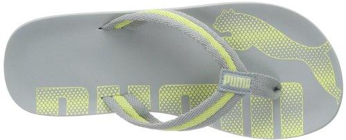 Puma Epic Flip NM 187111 Unisex-Erwachsene Zehentrenner Grau (quarry 04)