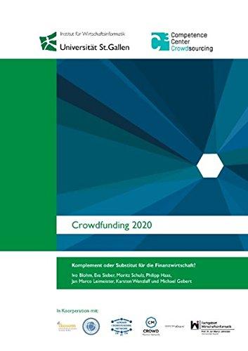 Crowdfunding 2020: Komplement oder Substitut für die Finanzindustrie
