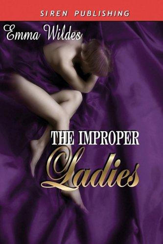 The Improper Ladies [Savage Shores Cover Image