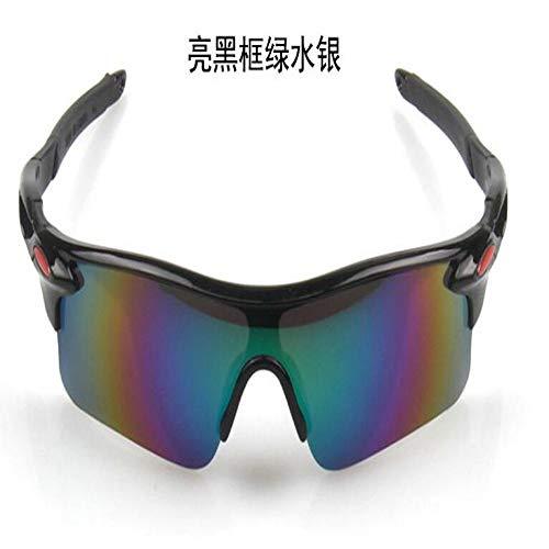 ZKAMUYLC SonnenbrilleMänner Frauen Radfahren Brille Outdoor-Sport Mountainbike MTB Fahrrad Brille Motorrad Sonnenbrillen Brillen Oculos Ciclismo
