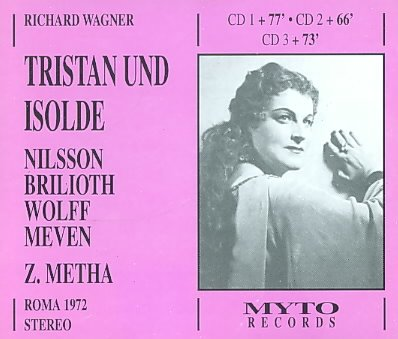Tristan & Isolde [Import allemand]