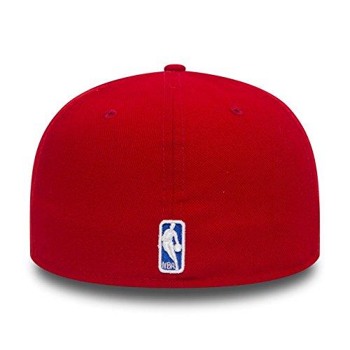 Casquette 59FIFTY TC Clippers New Era casquette fitted cap Rouge