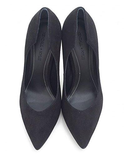 Kendal & Kylie Footwear - Escarpins En Daim À Talons Hauts Nero