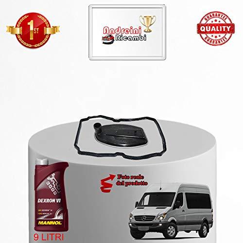 KIT CAMBIO AUTOMATICO E OLIO SPRINTER W906 216 115KW 2009 |1015