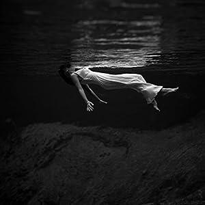 Frau Unterwasser
