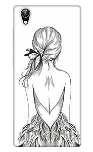 PrintHaat Designer Back Case Cover for Vivo Y51 :: VivoY51L