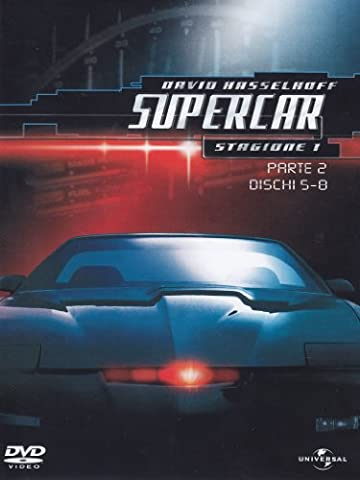 Supercar Stagione 01 Volume 02 [Import anglais]