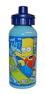 Bart Simpson 400ml. Aliuminium Sports Bottle