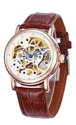 HWCOO Orologi meccanici Shenhua / 9352 orologio meccanico automatico da donna (Color : 4)