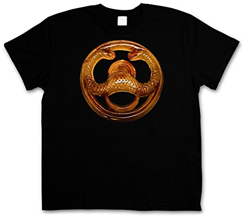 THULSA DOOM LOGO II T-SHIRT - Conan Barbar Movie Barbarian il barbaro The Snake Cult Taglie S - 5XL