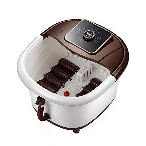 GUANHONG Einweichen Füße tiefes Fass automatische elektrische Heizung Massage Pediküre Maschine Hause thermostatisches Fußbad -