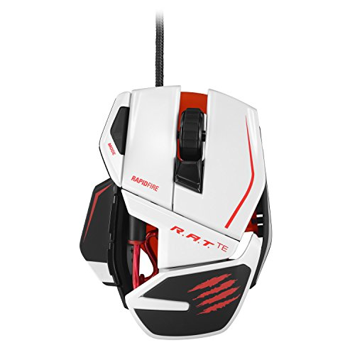 Mad Catz R.a.t. TE Gaming Mouse MCB437040001/04/1 Mouse