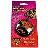 T-rex Reptile habitat quadrante termometro