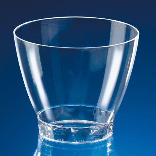 Martiniglas - 250 Ml Ø 9,2X7,2 Cm Transparent Ps-Glas Units/Pack: 750