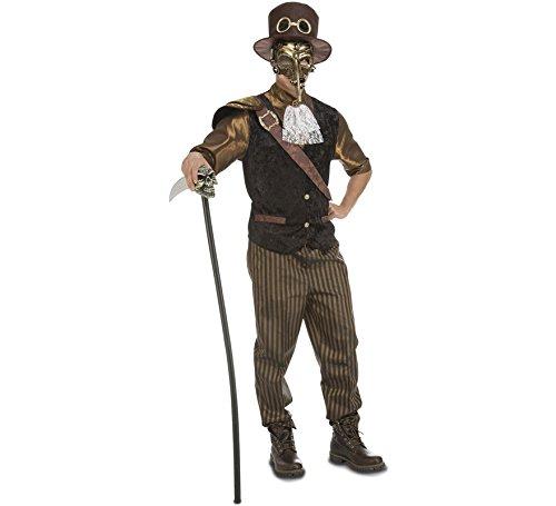 Disfraz de Gentleman Steampunk para hombre