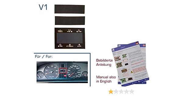 Gearworks Display Für 80 100 200 V8 Mfa Reparatur Lcd V1 Auto