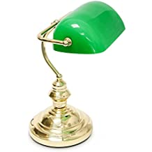 Banco Lámpara banquero Banker lámpara de escritorio