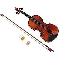 Astonvilla Spruce Madera maciza 4/4 Violín Laca Violín Instrumento de 4 cuerdas Arce Madera maciza Ambos Principiante Uso profesional