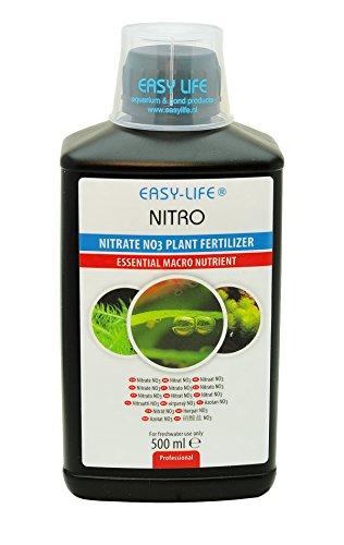 Easy Life NITRO 500ml Dünger für Ihre Pflanzen Aquariumpflanzen Stickstoffdünger (Nitrat Dünger)