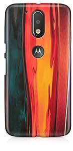 Moto G4 Back Cover by Vcrome,Premium Quality Designer Printed Lightweight Slim Fit Matte Finish Hard Case Back Cover for Moto G4
