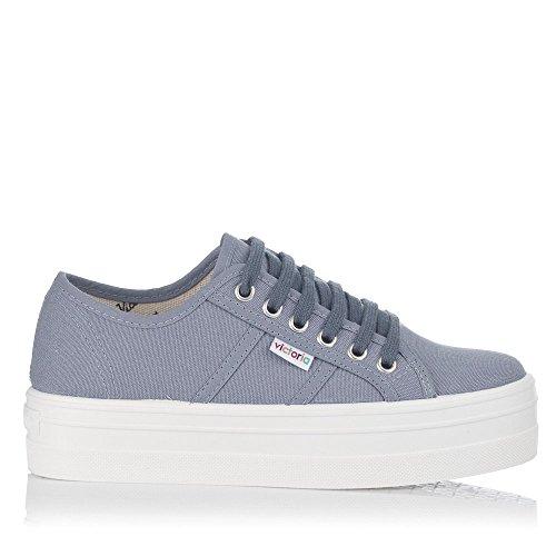 Victoria, Sneaker donna Grigio