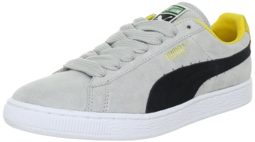 Puma Suede Classic+ , Baskets Basses Mixte Adulte Gris (Grey Violet/Black)