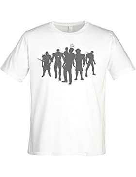 SR - Dad with Superhero Personalities Camiseta Hombre - camisetas padre - padre regalo - Camiseta El día de la...