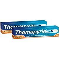 Preisvergleich für Thomapyrin Intensiv 2 x 20 Tabletten