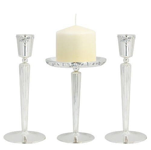 monique-lhuillier-por-royal-doulton-moderno-amor-unidad-vela-soporte-conjunto