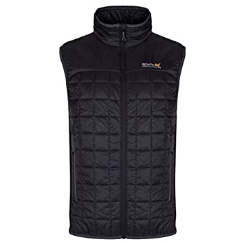 Regatta Men's Highfell II Body Warmer - Black, Large: Amazon.co.uk: Sports  & Outdoors
