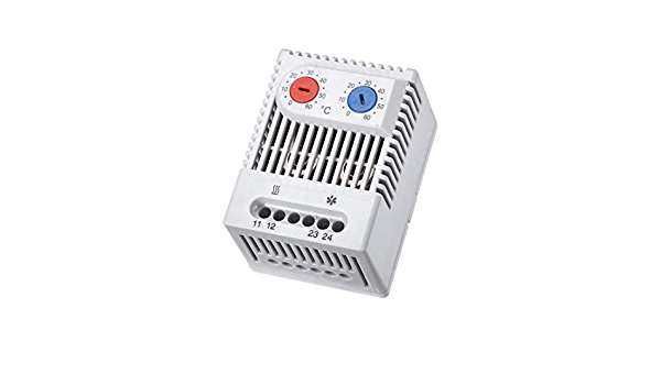 AC 250V 16A Elektrischer Ofen Temperatur Steuern Heizung Thermostat Regler ED