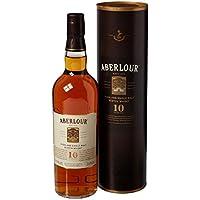 Aberlour 10 Year Old Double Cask Matured Single Malt Scotch Whisky, 70 cl