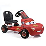 Hauck Cars Rayo McQueen Kart a pedales...