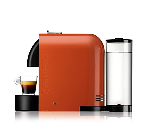 DeLonghi Pulse EN 110.O - coffee makers (Pod coffee machine, Coffee capsule, Espresso, Ristretto, Black, Red, 50/60 Hz, Coffee/Espresso)