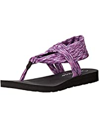 Skechers Meditationstudio Kicks - Sandalias Mujer