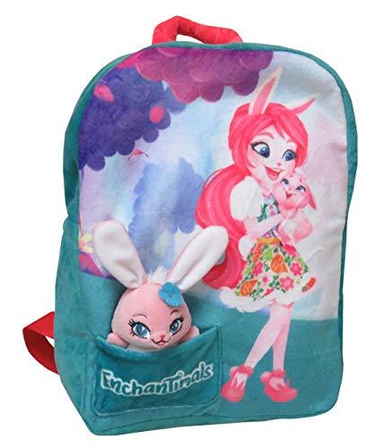 C Y P Mochila con Mascota de Peluche Bree Bunny - Enchantimals MC-102-EN
