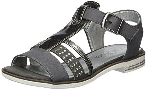 s.Oliver Mädchen 48220 T-Spange, Grau (Grey 200), 32 EU