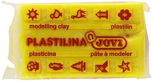 Jovi 70 - Plastilina, color amarillo claro
