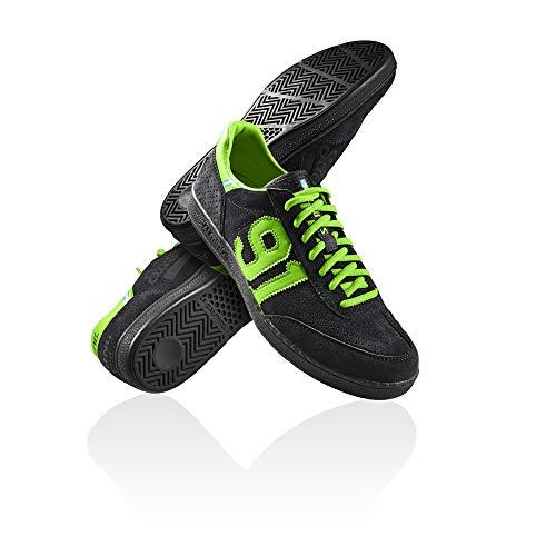 Salming Ninetyone Shoe schwarz Gr.US 8,5 | EUR 42 | UK 7,5 | CM 26,5