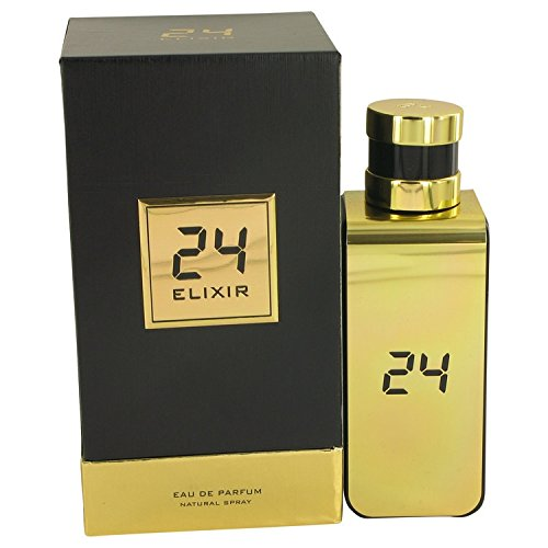 ScentStory 24 Gold Elixir by Eau De Parfum Spray 3.4 oz / 100 ML (Men)