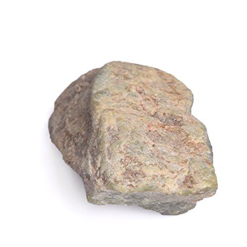 Grüner Opal-Stein 324.5 Kt natürlicher rauer Opal Reiki Kristallstein für Hauptdekoration DQ-239
