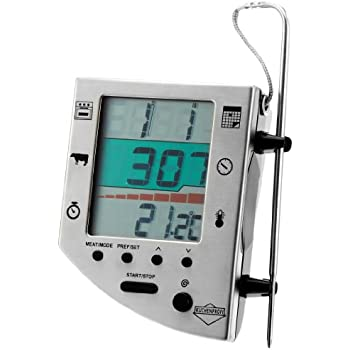 Küchenprofi 1065650000 digitales Bratenthermometer deluxe