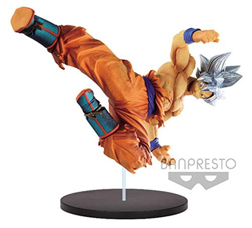 Banpresto – Dragonball Super Statue, Idea de Regalo, muñeca, 82400