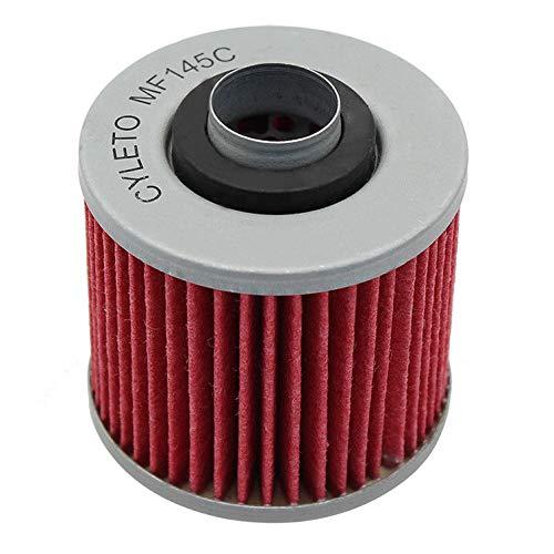 Cyleto filtre à huile pour Yamaha Xt600 1984-1995/XT 600 Tenere 600 1983 1984 1985 1986 1987/Xt600e 1991-2003/Xt600z Tenere 1988 1989 1991