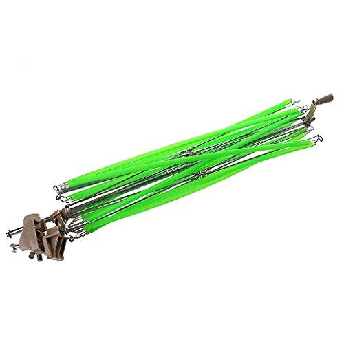 Baoblaze Wollwickler Knäuelwickler Wollhaspel Schirmhaspel Knitting Umbrella Garnwickler Stricke Nähen Zubehör