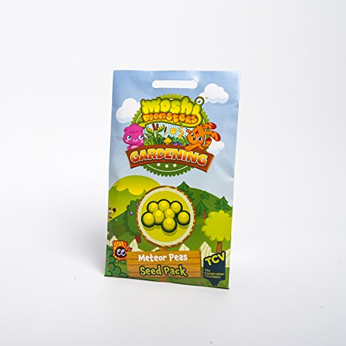 Image of Moshi Monsters Seeds - Meteor Peas